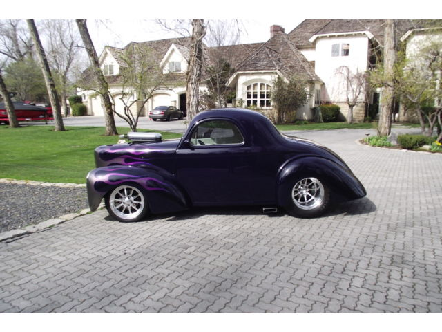 1941 Willys Coupe 441 Hot Rod Show car for sale