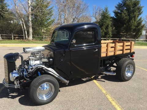 1947 Ford Hot Rod Stakebed Truck for sale