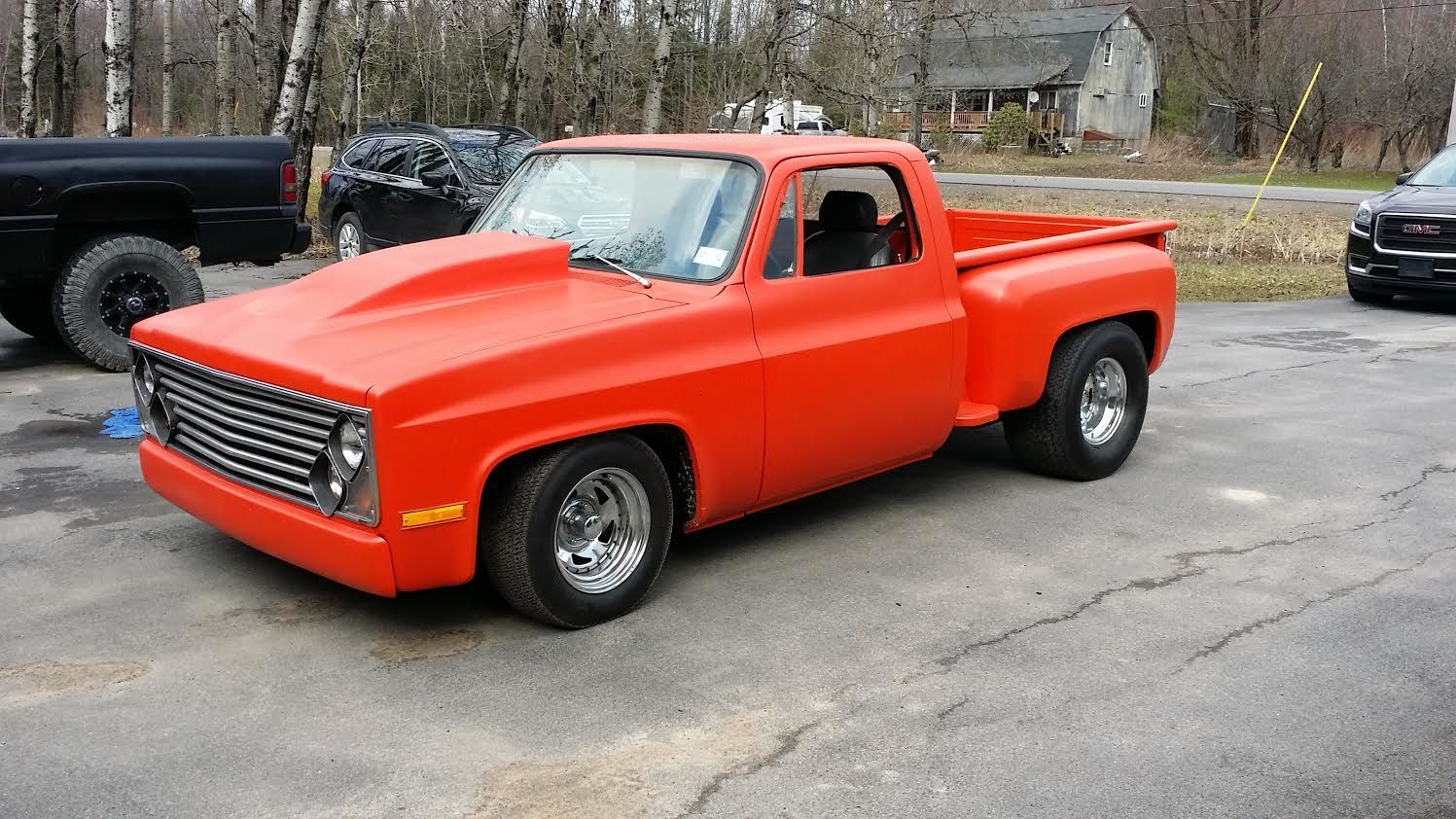1983 Chevy C10 Hotrod 550hp For Sale