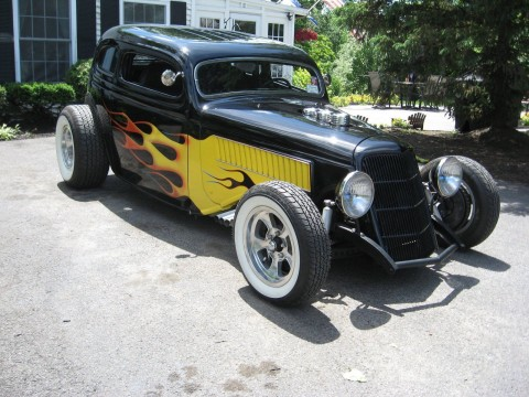 1935 Ford Hot Rod Ratrod for sale