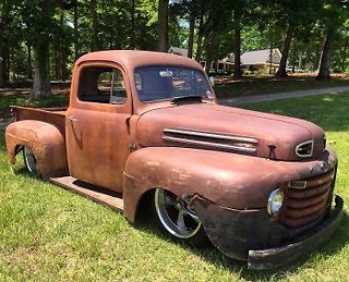 1950 Ford F1 Truck Patina rat rod hot rod for sale