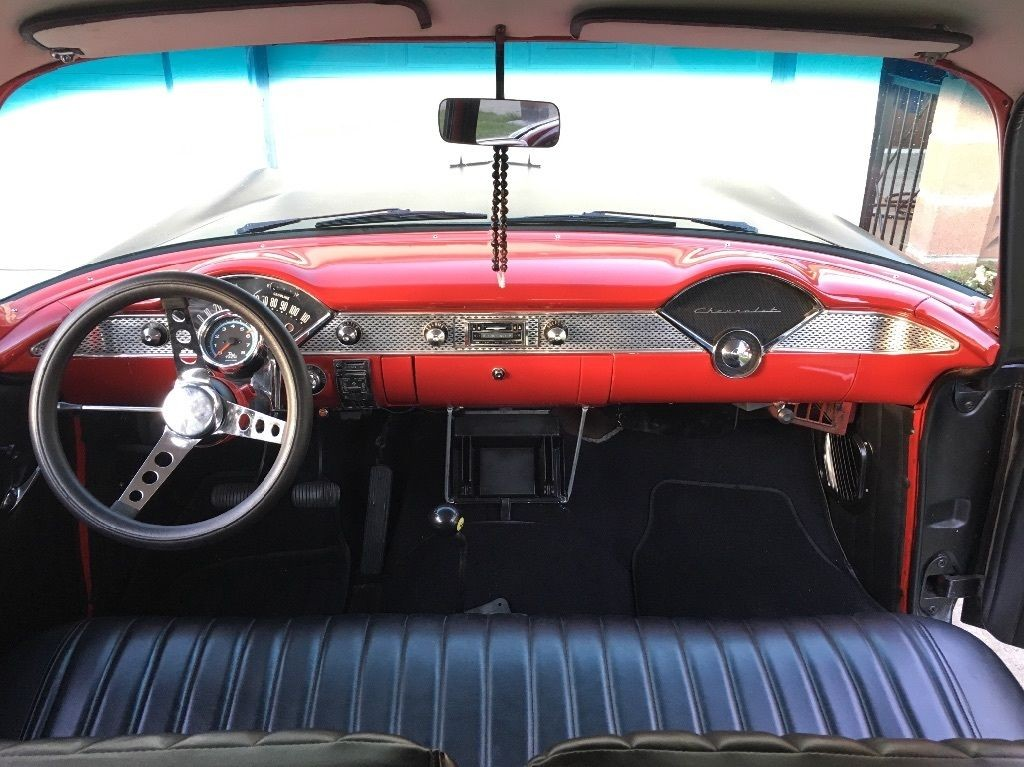 Custom 1956 Chevy Custom Hotrod Trifive Chevy