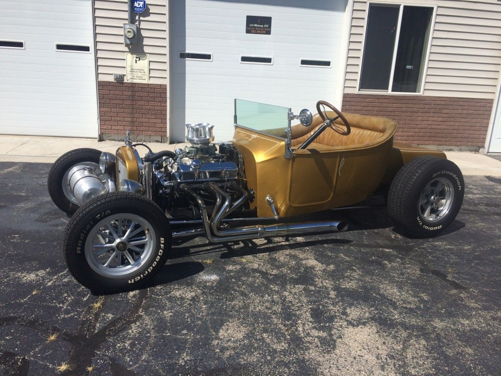 Ford Model T Bucket Roadster Hot Rod For Sale X