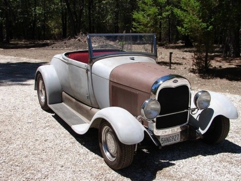 1929 Ford Model A Roadster Hot Rod for sale