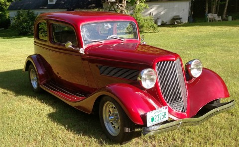 1933 Ford Vicky Hot Rod for sale