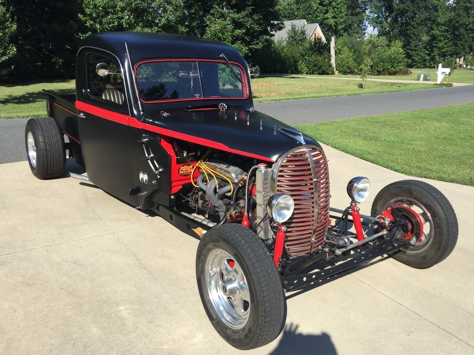 1939 Ford Pickup Hot Rod For Sale