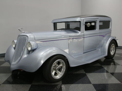 1932 Chevrolet Sedan hot rod