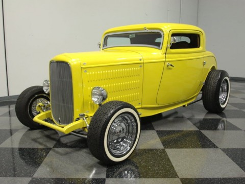 1932 Ford 3 Window Coupe hot rod for sale