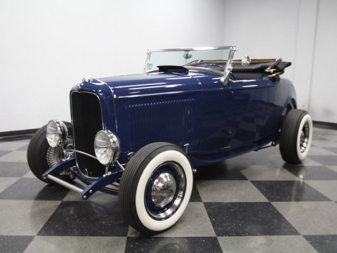 1932 Ford Highboy Roadster hot rod for sale