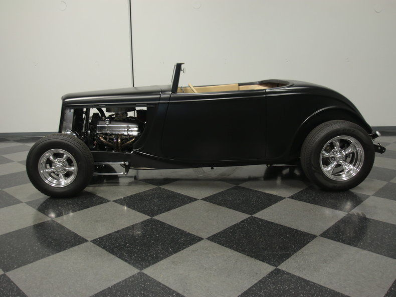 1934 Ford Cabriolet hot rod