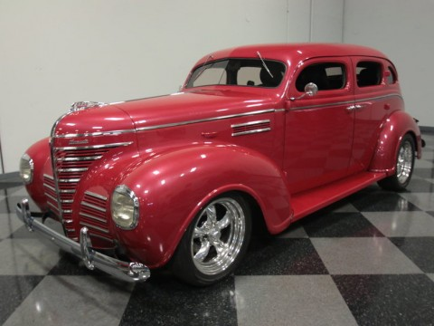 1939 Plymouth Deluxe hot rod for sale