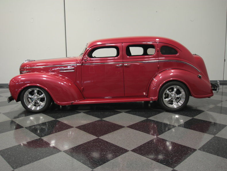 1939 Plymouth Deluxe hot rod