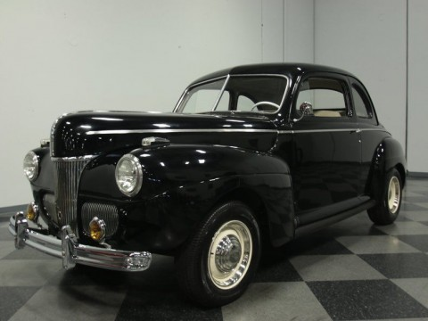 1941 Ford Coupe hot rod street rod for sale