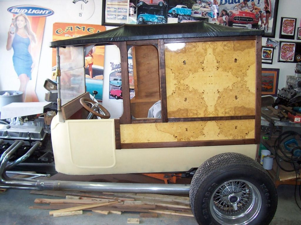 1923 Ford Model T Fad T Woody / Woodie Depot Hack Hot Rod