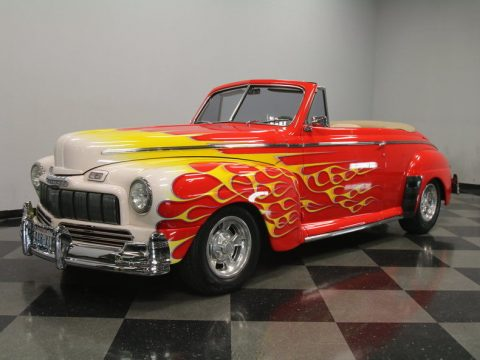 1948 Mercury Eight Custom Hot Rod Convertible for sale