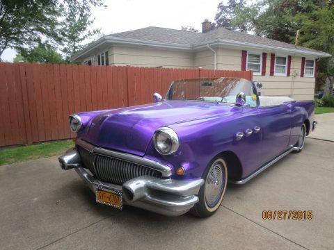 1956 Buick Kustom Hot Rod Bagged rat rod for sale