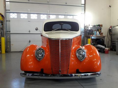 1937 Ford Coupe, clean head turner for sale