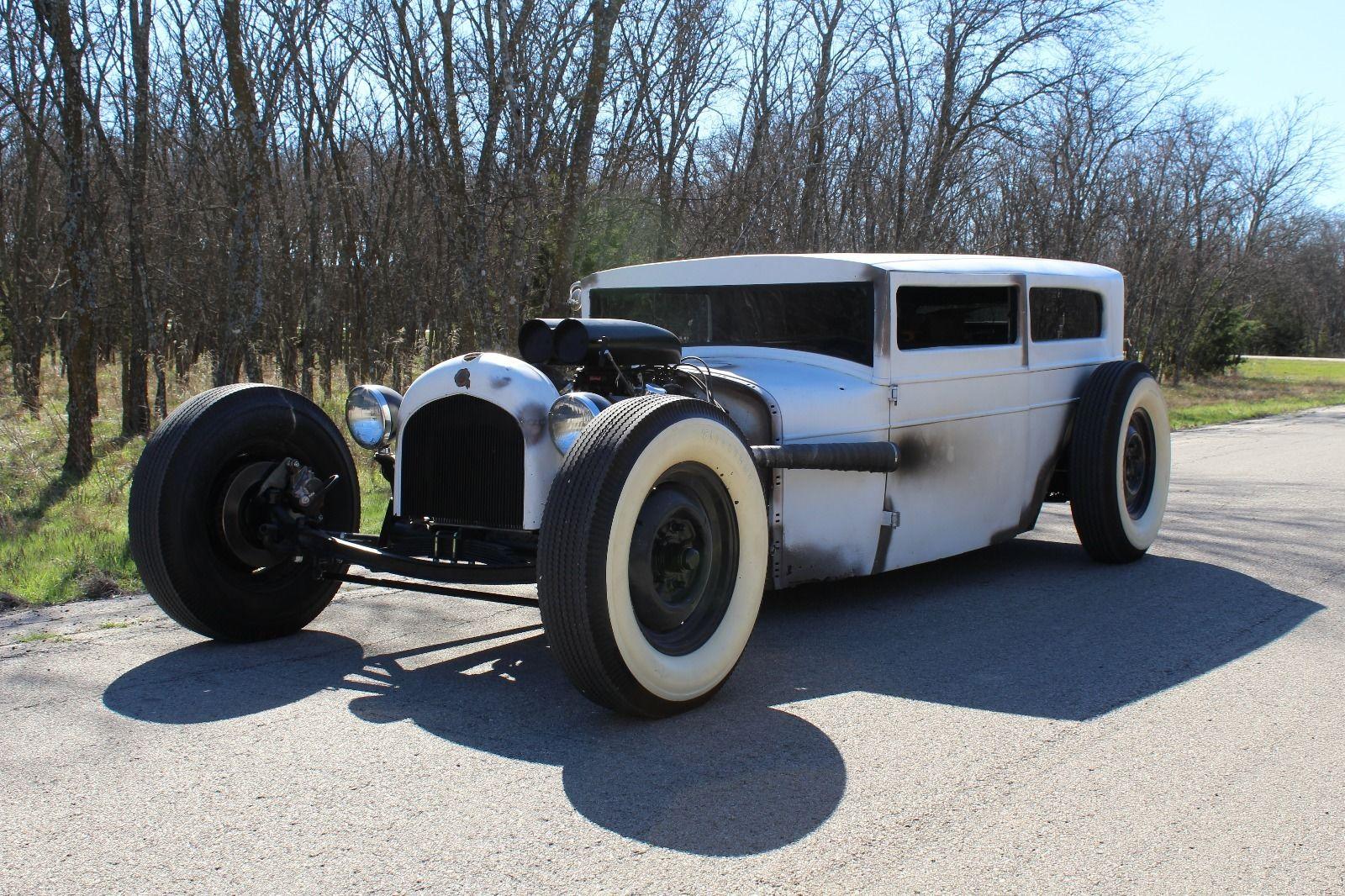 Pickup Dodge 2017 >> Air ride 1926 Chrysler Rat Rod for sale