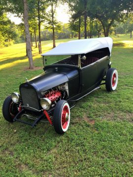 All vintage 1929 Ford hot rod for sale