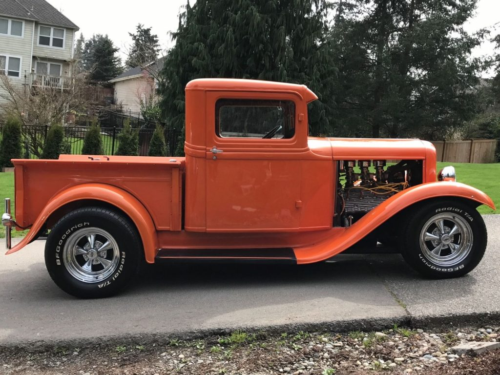 Beautiful Ford Pickups Hot Rod For Sale X