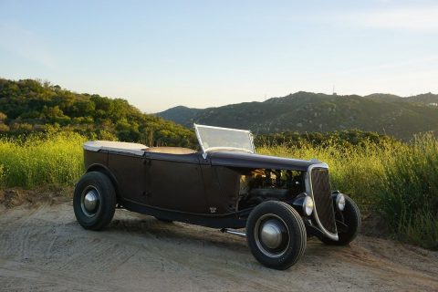Beautiful 1934 Ford phaeton hot rod for sale