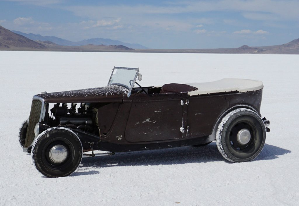 Beautiful 1934 Ford phaeton hot rod