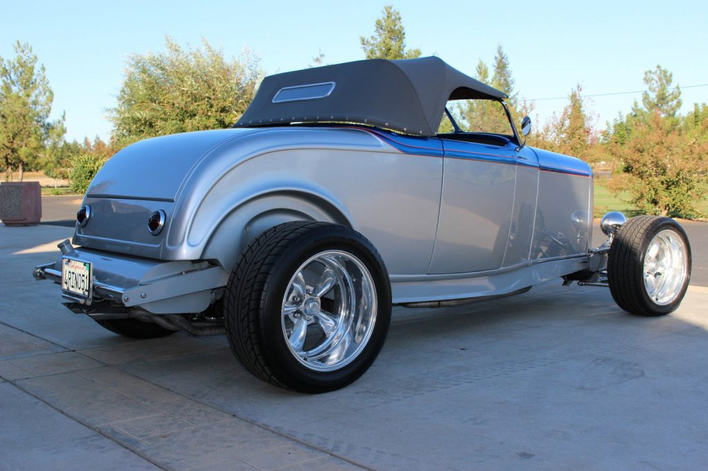 Deuce 1932 Ford Roadster Convertible Hot Rod For Sale