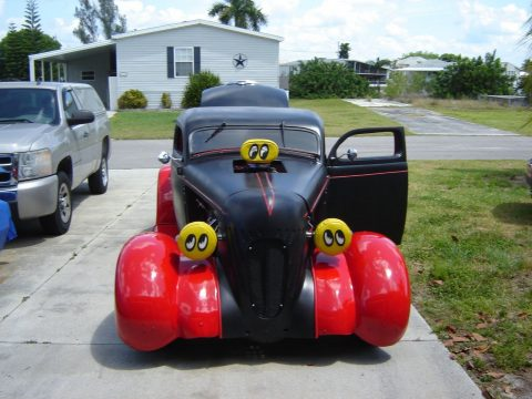 Hemi beast 1936 Plymouth street hot rod for sale