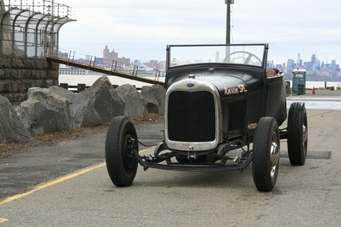 Jaw dropper 1928 Ford Model A Roadster for sale