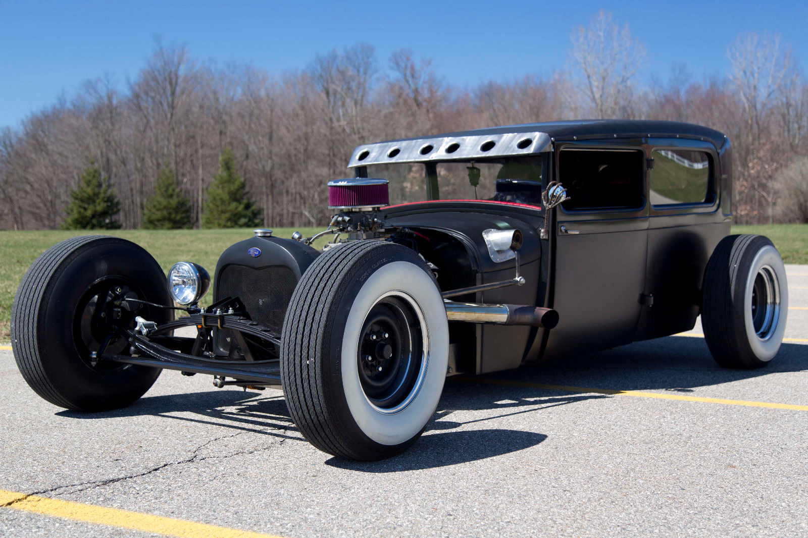 newly built 1929 ford model a hot rod for sale. Black Bedroom Furniture Sets. Home Design Ideas