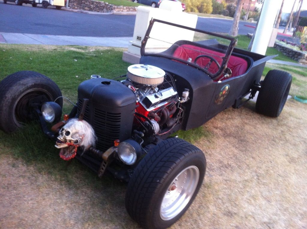 Zombie rat rod 1923 Dodge hot rod