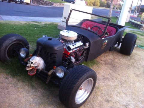 Zombie rat rod 1923 Dodge hot rod for sale