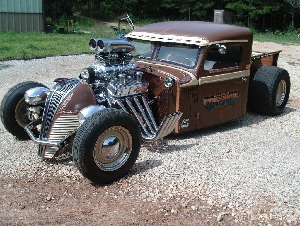 1946 Chevrolet Custom Truck Custom Hot Rod For Sale