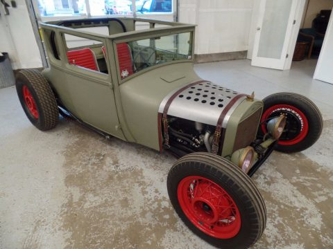 4-banger engine 1927 Ford Model T Rat Rod hot rod for sale