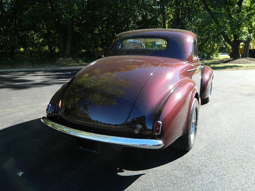 Fresh drivetrain 1940 Studebaker Champion 5 Window hot rod