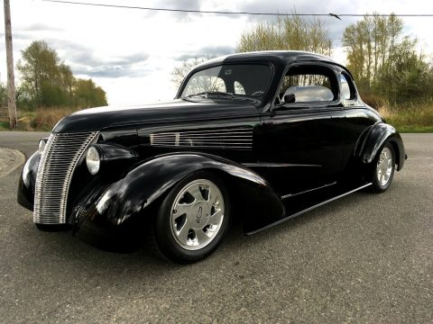 Rad winner 1938 Chevrolet Buisness coupe for sale