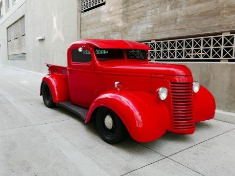 Red devil 1941 Chevrolet Pickups CUSTOM hot rod for sale