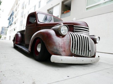 Survivor 1941 Chevrolet Pickups hot rod for sale