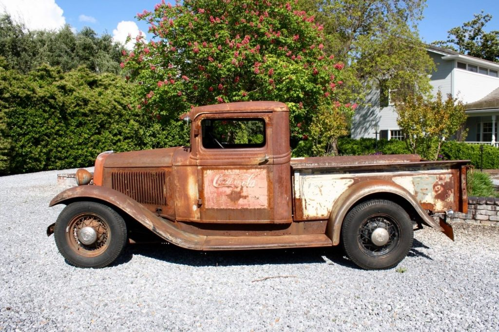 survivor with patina 1934 ford pickups hot rod for sale