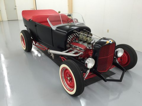 Touring body 1927 Ford Model T hot rod for sale