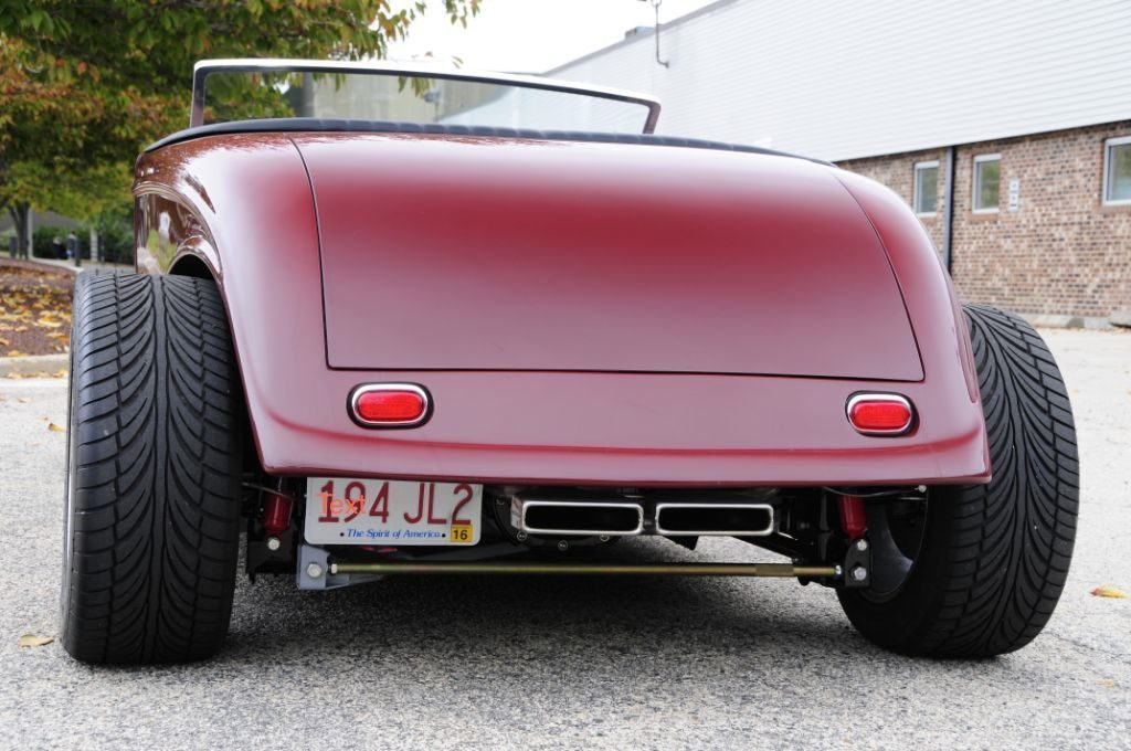 Very nice 1933 Ford Replica Roadster hot rod