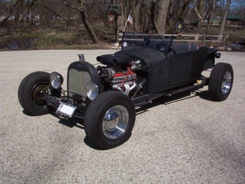 Vintage roadster 1926 Ford T Hot Rod for sale