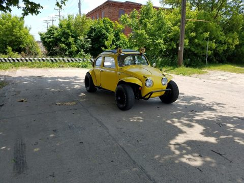 Blast from the past 1961 Volkswagen Beetle hot rod for sale