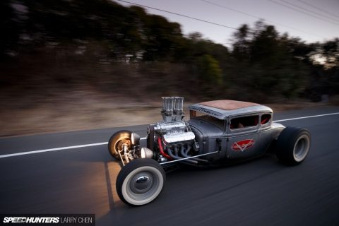 Breathtaking beauty 1931 Ford Model A hot rod for sale