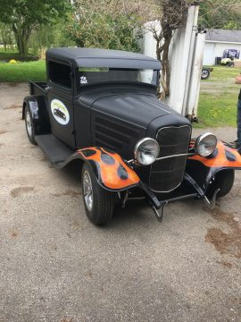 Chopped 1932 Ford Pickups hot rod for sale