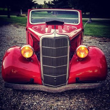 Genuine beauty 1935 Ford hot rod for sale