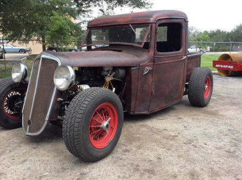 Half ton 1941 Chevrolet Pickup hot rod for sale