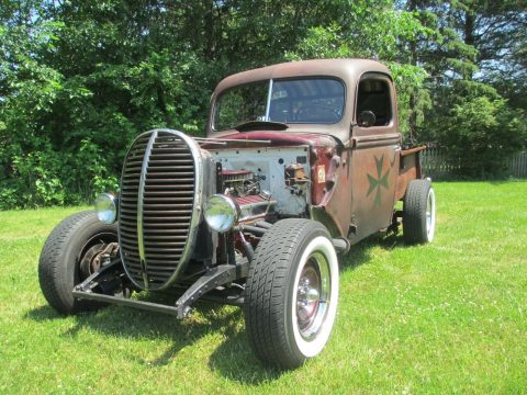 Nice patina 1940 Ford Pickups hot rod for sale
