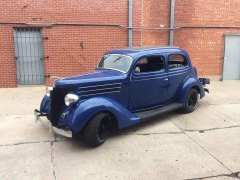 Older restoration 1936 Ford FORD Custom hot rod for sale