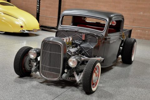 All steel pickup 1936 Ford Hot Rod for sale